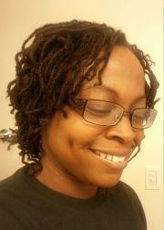sisterlocks hairstyles medium