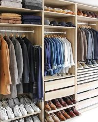 25+ Best Ideas about Mens Closet Organization on Pinterest ...