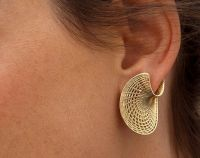 25+ best ideas about Gold Earrings For Women on Pinterest