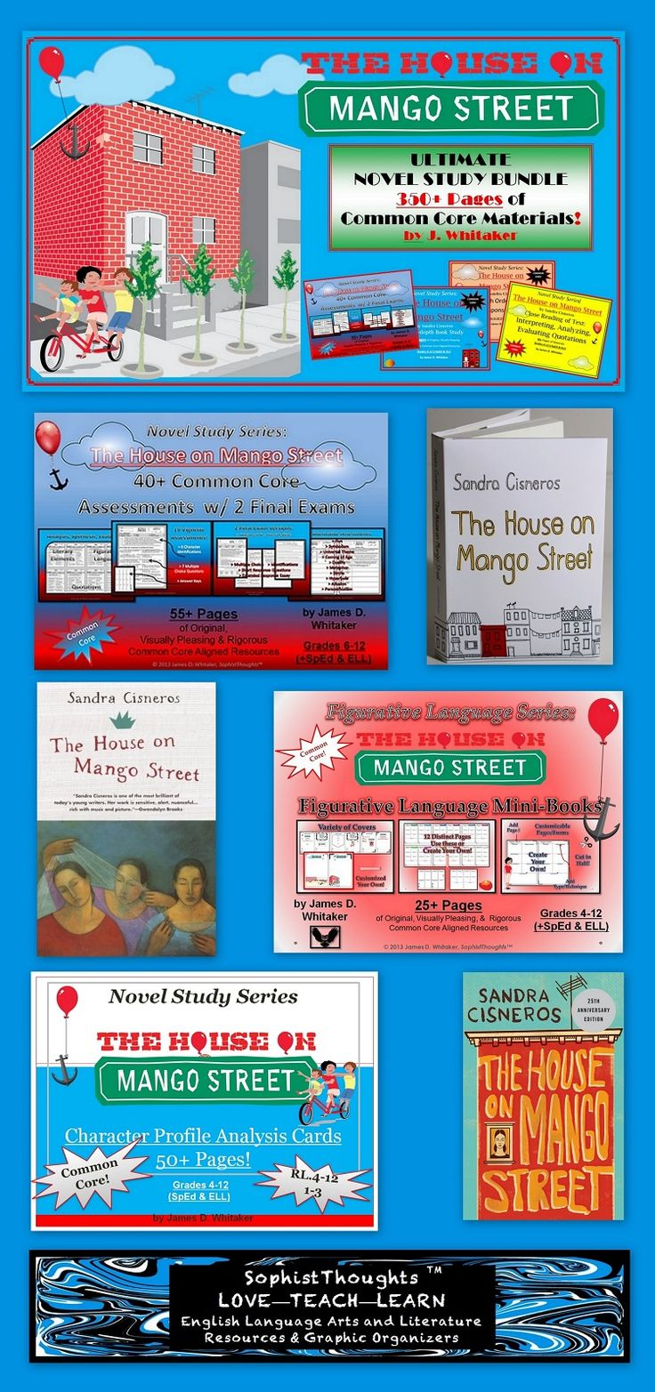 House Mango Street Project Ideas House And Home Design