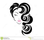 black hair salon logos - google