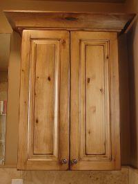 knotty alder | Rustic Knotty Alder Cabinets LOVE ...