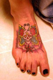 ideas tribal foot