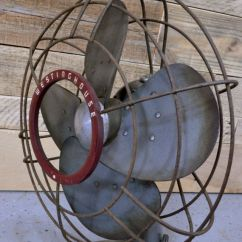 Lawn Chairs Guitar Shaped Chair Vintage Westinghouse Fan, Industrial Mid Century Works | Fans, And