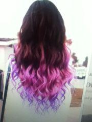 shades of pink fade