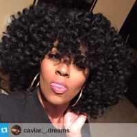 33 best images about crochet braids with kanekalon hair on ...