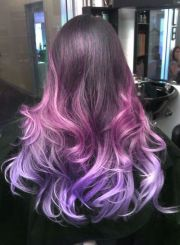 ideas purple dip