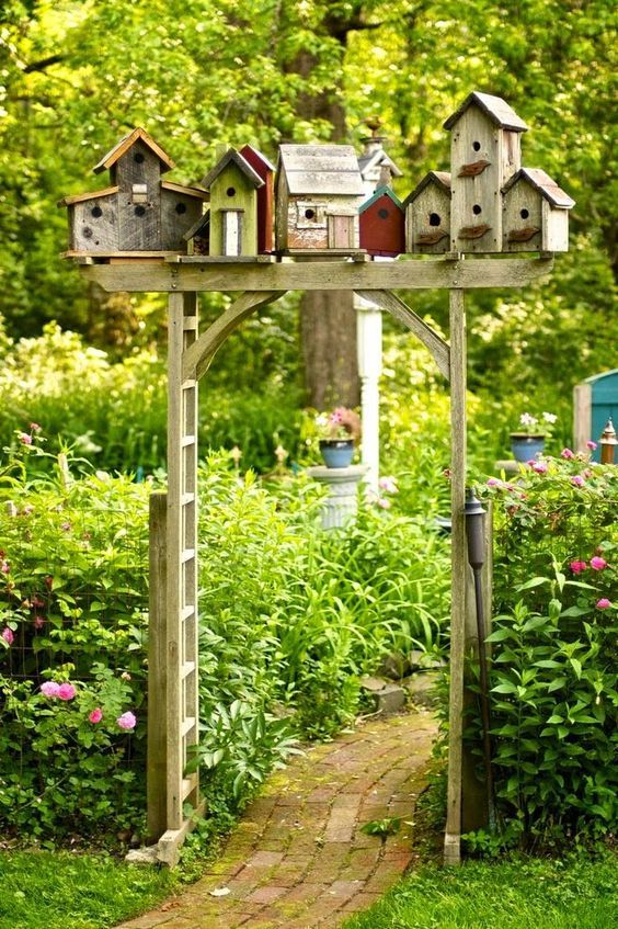 25 Best Ideas About Garden Arbor On Pinterest Vegetable Garden