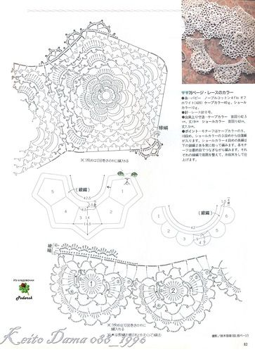 beautiful crochet stitch diagrams pinterest