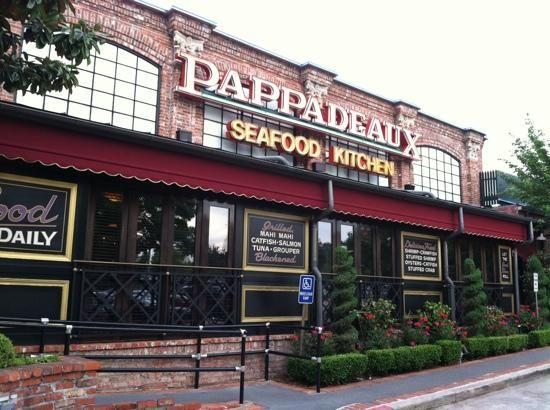 Pappadeaux Seafood Kitchen Marietta  Restaurant Reviews