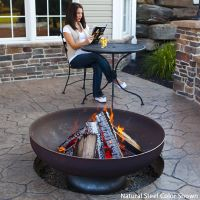 17 Best ideas about Wood Burning Fire Pit on Pinterest ...