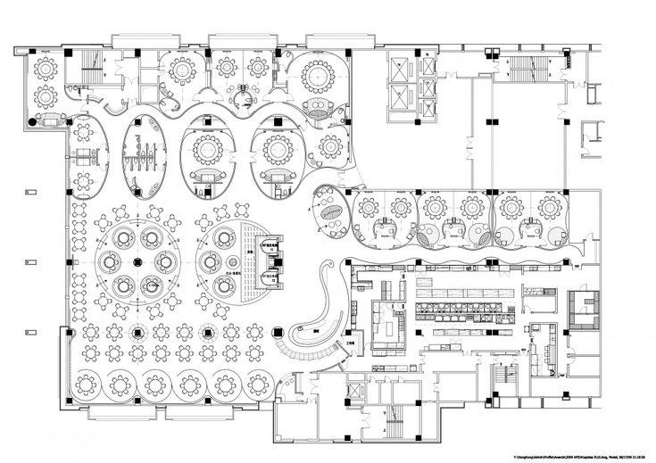 Jardin De Jade Restaurant I / P A L Design Consultants