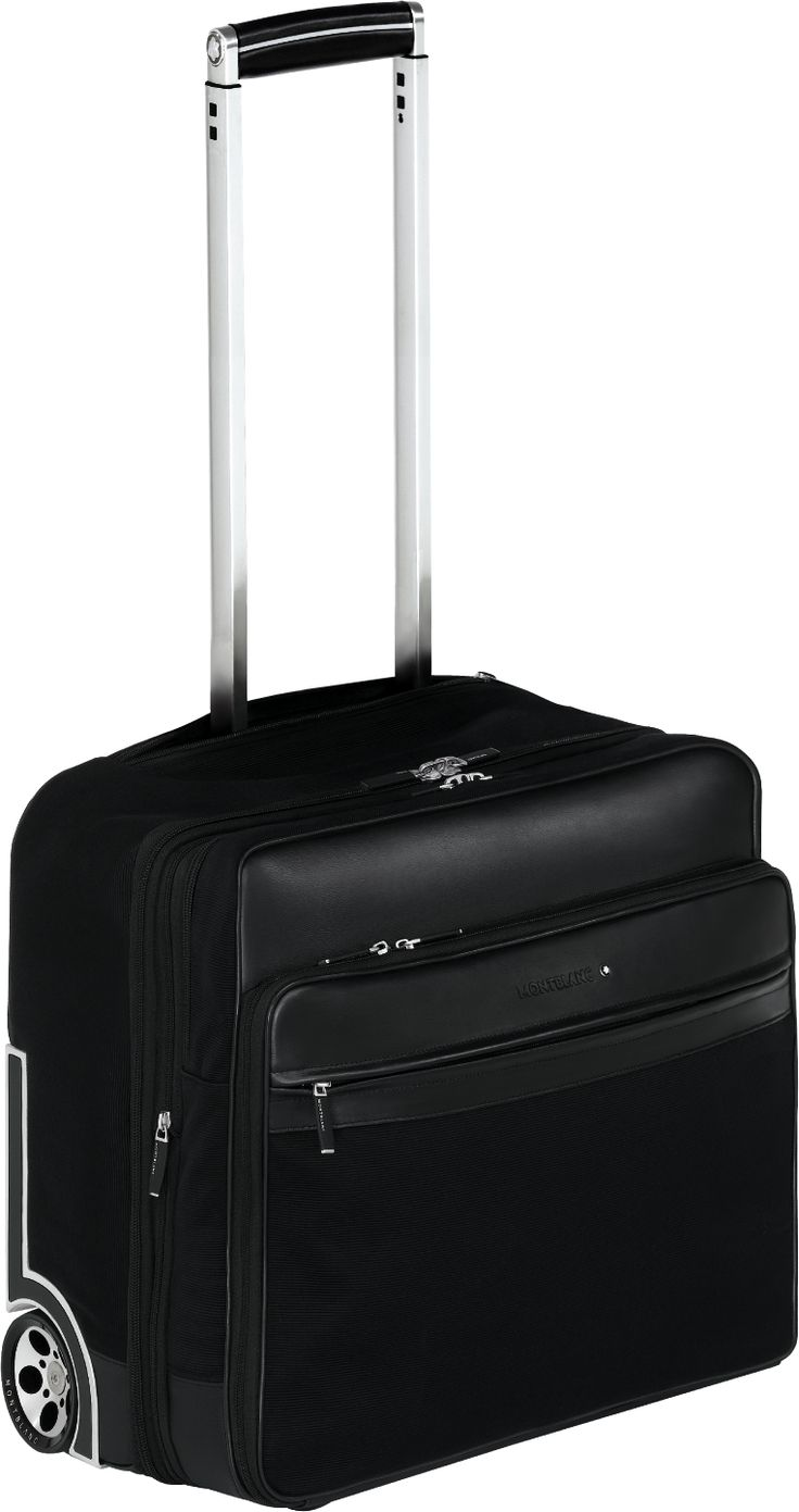 Montblanc trolley bag  montblanc  Pinterest  Home