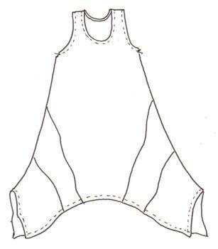 1000+ ideas about Tunic Dress Patterns on Pinterest