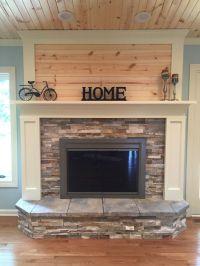 25+ best ideas about Fireplace update on Pinterest | Brick ...