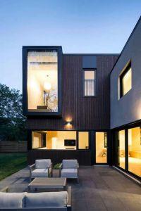 Modern Bay Window | Home ideas | Pinterest | Bay Windows ...