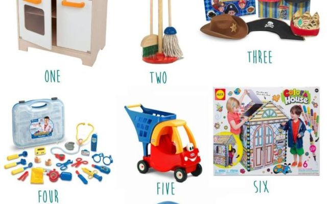 Gift Guide For 2 Year Old Boys Pretend Play Kids