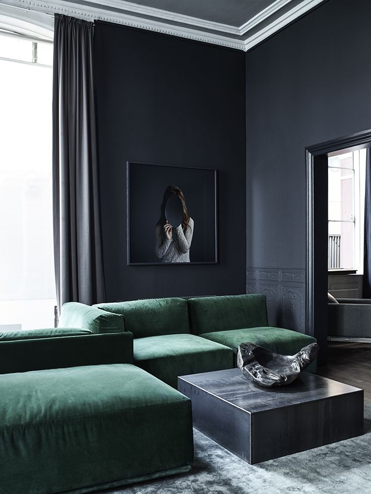 25 Best Ideas about Green Sofa on Pinterest  Green couch decor Velvet sofa and Green sofa design
