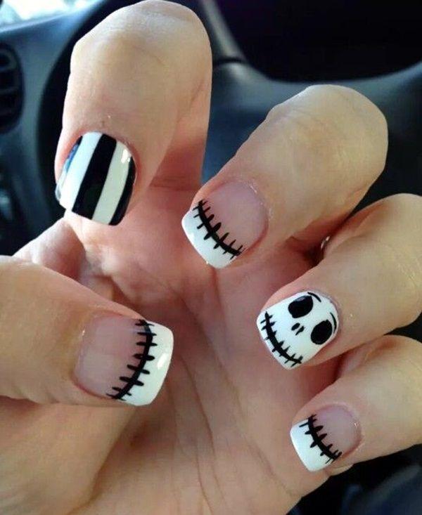 17 Best ideas about Easy Nail Art on Pinterest
