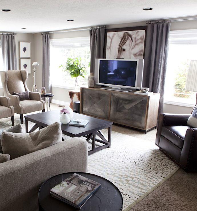 plum leather sofa cream sofas for sale alice lane home alicelanehome.com transitional gray ...
