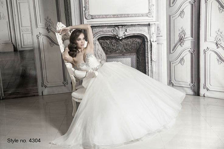 Pnina Tornai 2014 Spring Collection: A Collection Of