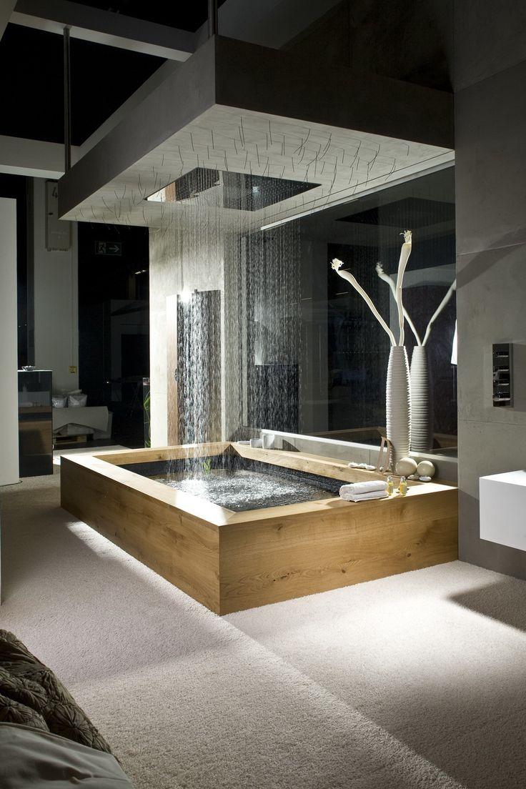 Best 25 Rain shower ideas on Pinterest  Rain shower bathroom Shower rooms and Moroccan bathroom