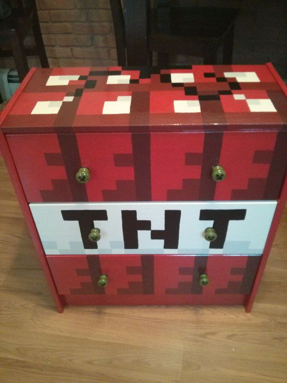 How To Build A Dresser In Minecraft  WoodWorking Projects