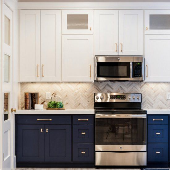 Best 25 Navy Cabinets ideas on Pinterest  Navy kitchen