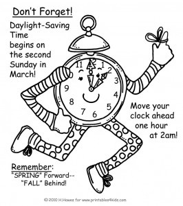 10 Best images about Day Light Savings on Pinterest