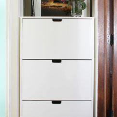 Kmart Kitchen Chairs Custom Sinks Shoe Storage - Ikea Stall Cabinet | Interiors ...