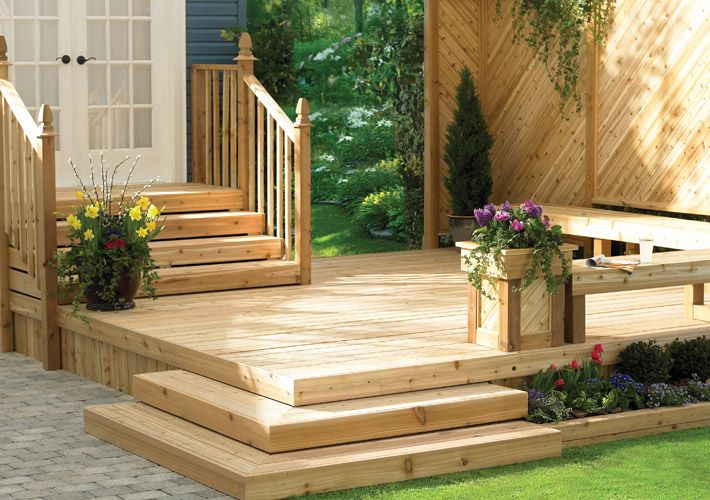 25 Best Ideas About Back Deck Designs On Pinterest Deck