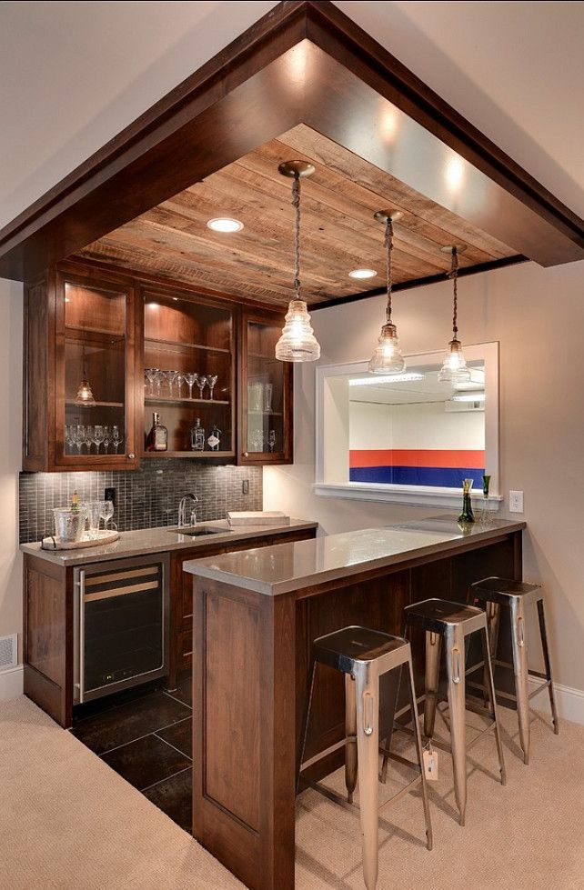 35 best images about Wet Bar Designs on Pinterest  Stain