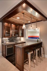 35 best images about Wet Bar Designs on Pinterest | Stain ...