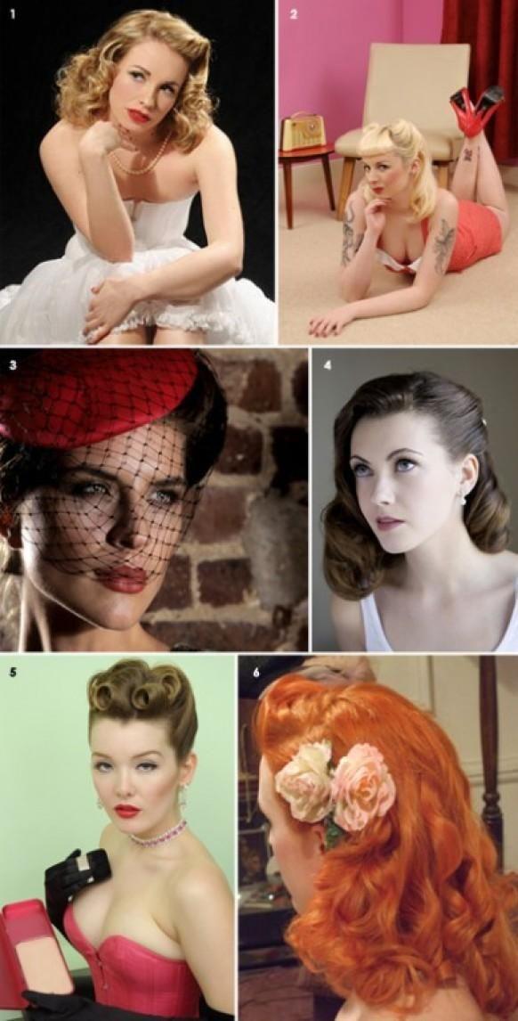 Die Besten 25 50er Make Up Ideen Auf Pinterest