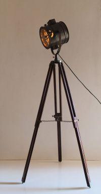 1000+ ideas about Tripod Lamp on Pinterest | Lamps, Floor ...