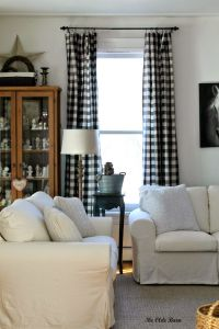 17 Best ideas about Buffalo Check Curtains on Pinterest ...