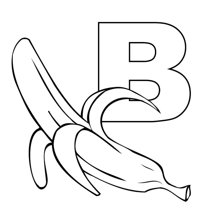 17 Best images about Letter B preschool activities on