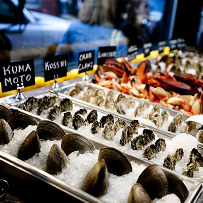 25 Best Ideas About Oyster Bar On Pinterest Oysters