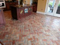 1000+ ideas about Brick Tile Floor on Pinterest | Brick ...