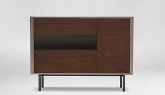 Short storage cabinet unit  Stilts camerichUK http