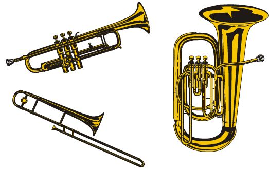 How Brass Instruments Work  Music  FREE printable