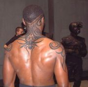 blade ii cosplay tattoos & henna