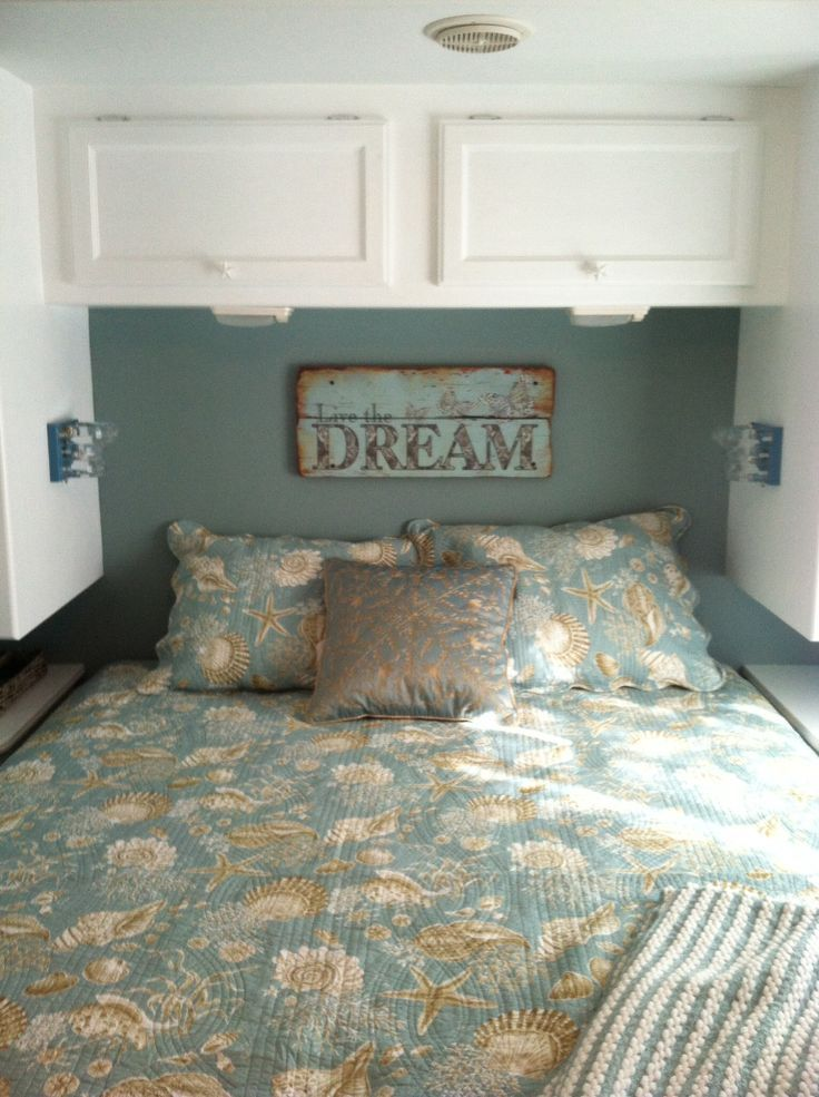 how to remodel rv beach theme  Google Search  rv