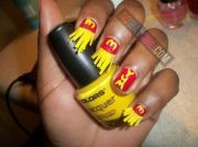 1000 ideas ghetto nails