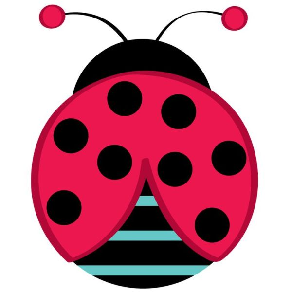 ladybug scrapbooking