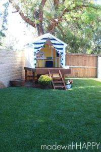 1000+ ideas about Childrens Playhouse on Pinterest ...