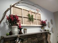17 Best images about Decorating With Old Windows And Doors ...