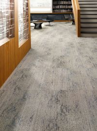 Radiating Out Tile, Lees Commercial Modular Carpet ...