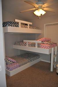 25+ best ideas about Triplets bedroom on Pinterest | 3 ...