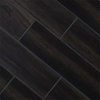 Black Ceramic Tile Flooring
